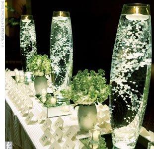 Modern wedding decor wedding decorations modern wedding decor junglespirit Gallery