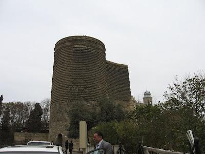Martin Und Babsi Auf Auslandssemester In Tbilisi Aserbaidschan