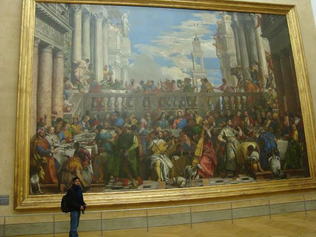 Denis' Louvre Museum Paris