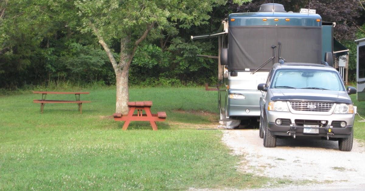 Campgroundcrazy Diamond Caverns Resort Park City Kentucky
