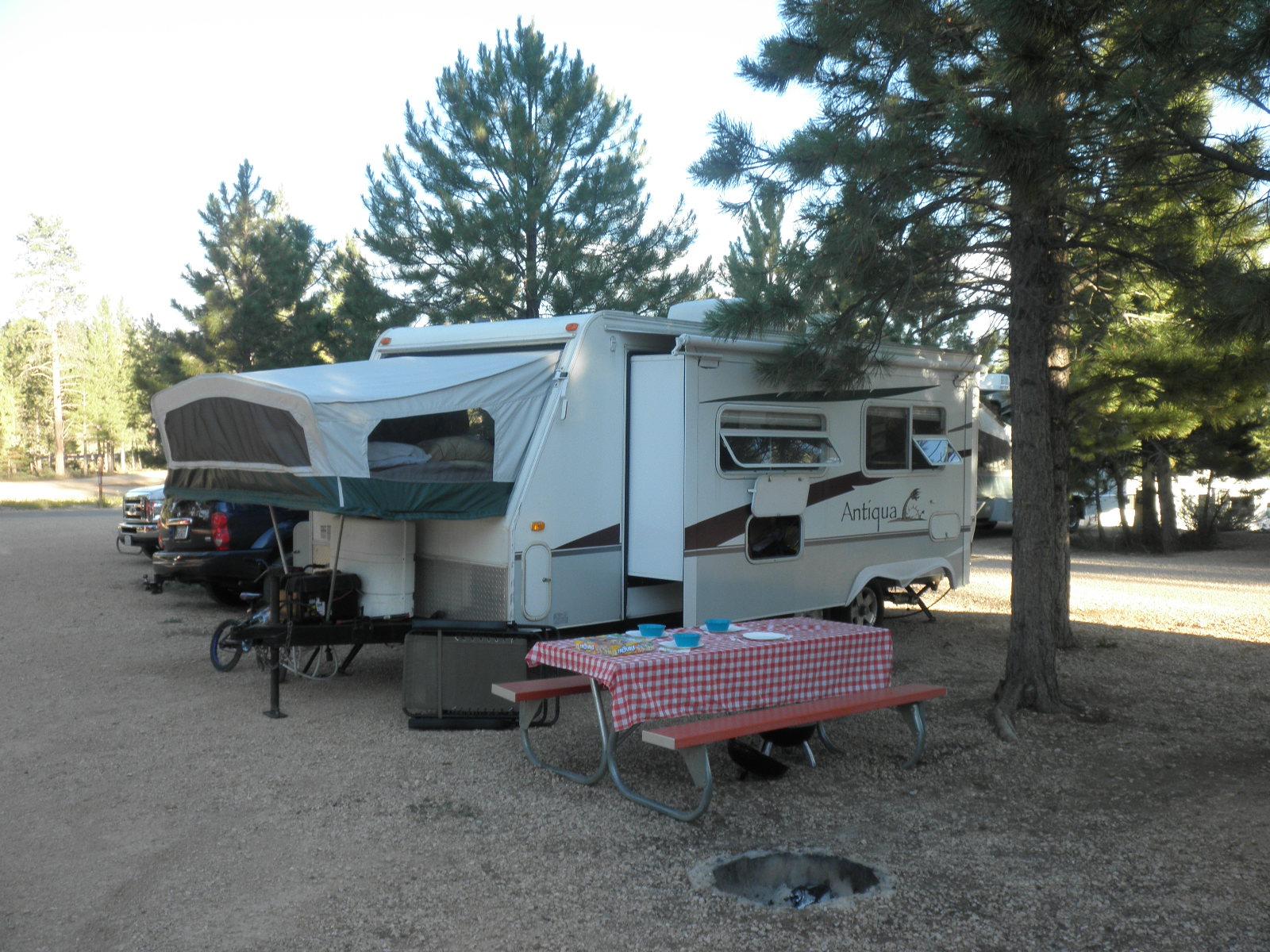 CampgroundCrazy: Ruby's Inn Campground & RV Park, Bryce ...
