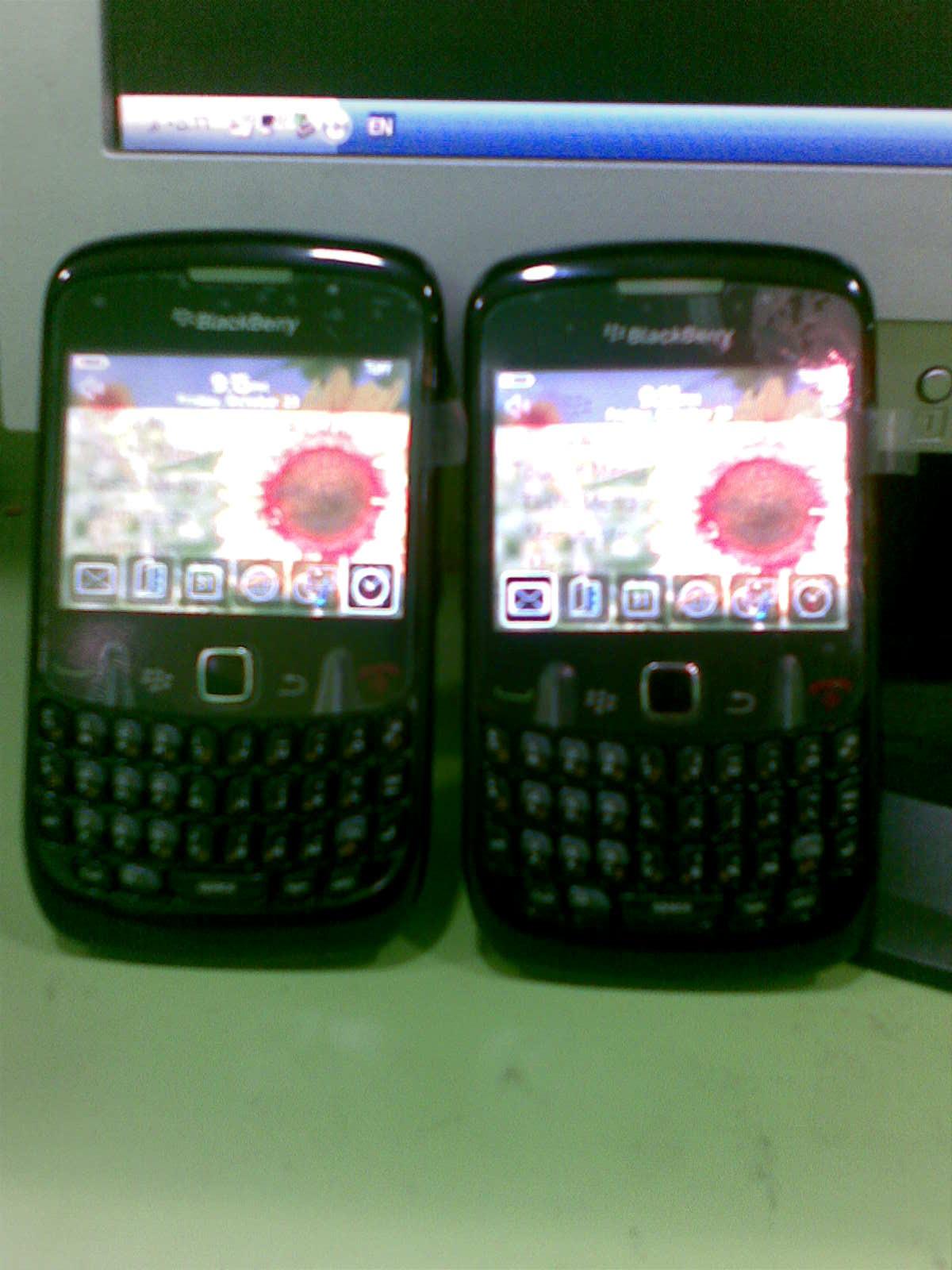 Install Software Blackberry 8520 Photos