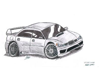 Sorin`s artwork ««: Seat Leon,Creatie Proprie I,BMW7,Opel