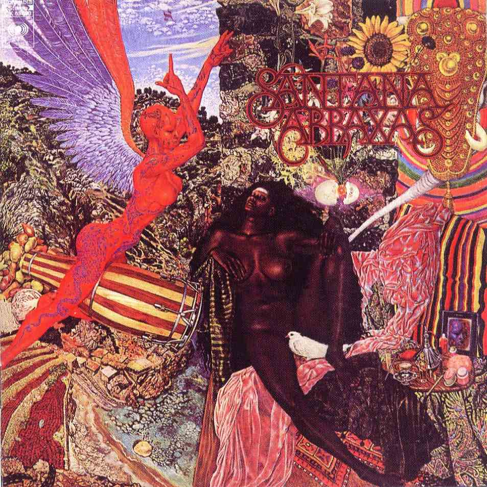 Albums: Theredtele℘honε.: Psychedelic Album Cover Art