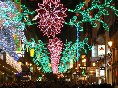 Most Popular Christmas Decorations In Spain