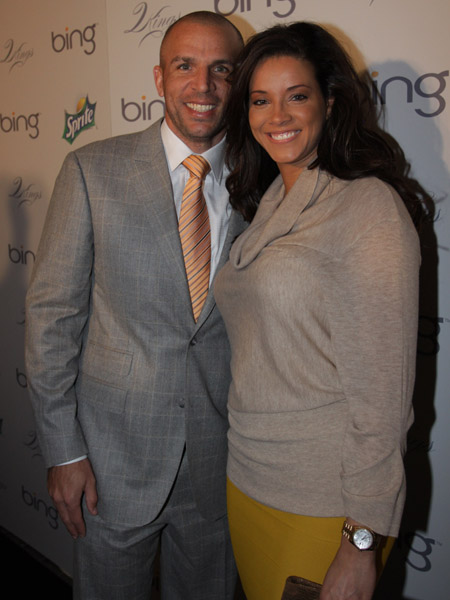 The Celebrity Weddings Blog Jason Kidd Reportedly Engaged