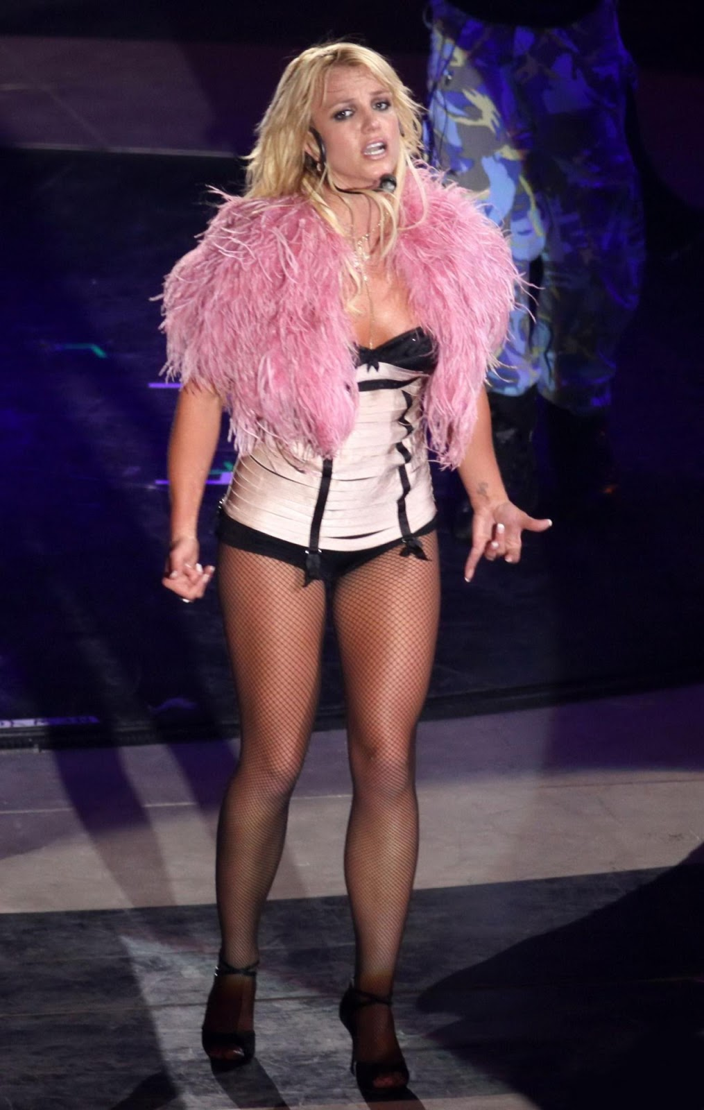 Britney Spears In Pantyhose 108