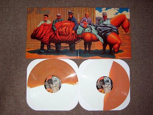 Somin Vinyl Collection Mars Volta Amputechture 2 X Lp