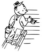 House Painters Tips and Guide: House Painter Clip Art