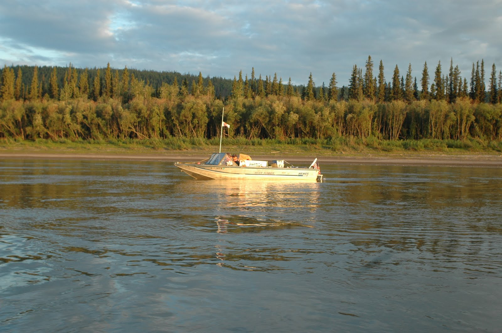 Down River! « Coast Guard Alaska
