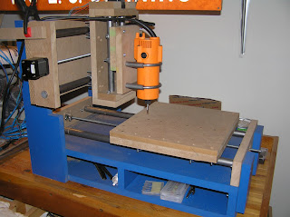CNC Router Project | Pic Microcontroller Projects