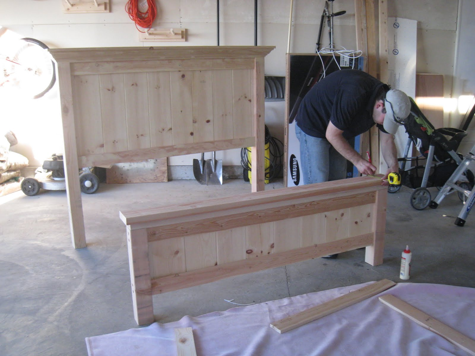 Caskey Crew New Homemade Furniture