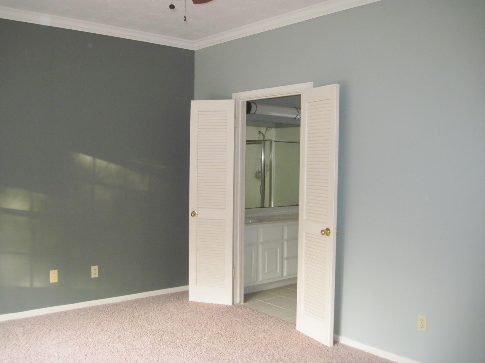 Double Doors: Double Doors To Master Bedroom