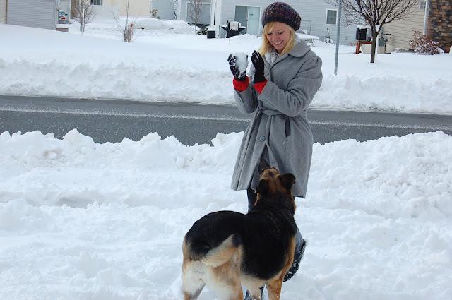 Snow Day! | Organized Mess