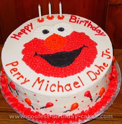 Superb Elmo Beach Birthday Cakesbest Birthday Cakesbest Birthday Cakes Personalised Birthday Cards Paralily Jamesorg