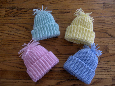 KNITTED PREEMIE HAT PATTERNS   1000 Free Patterns