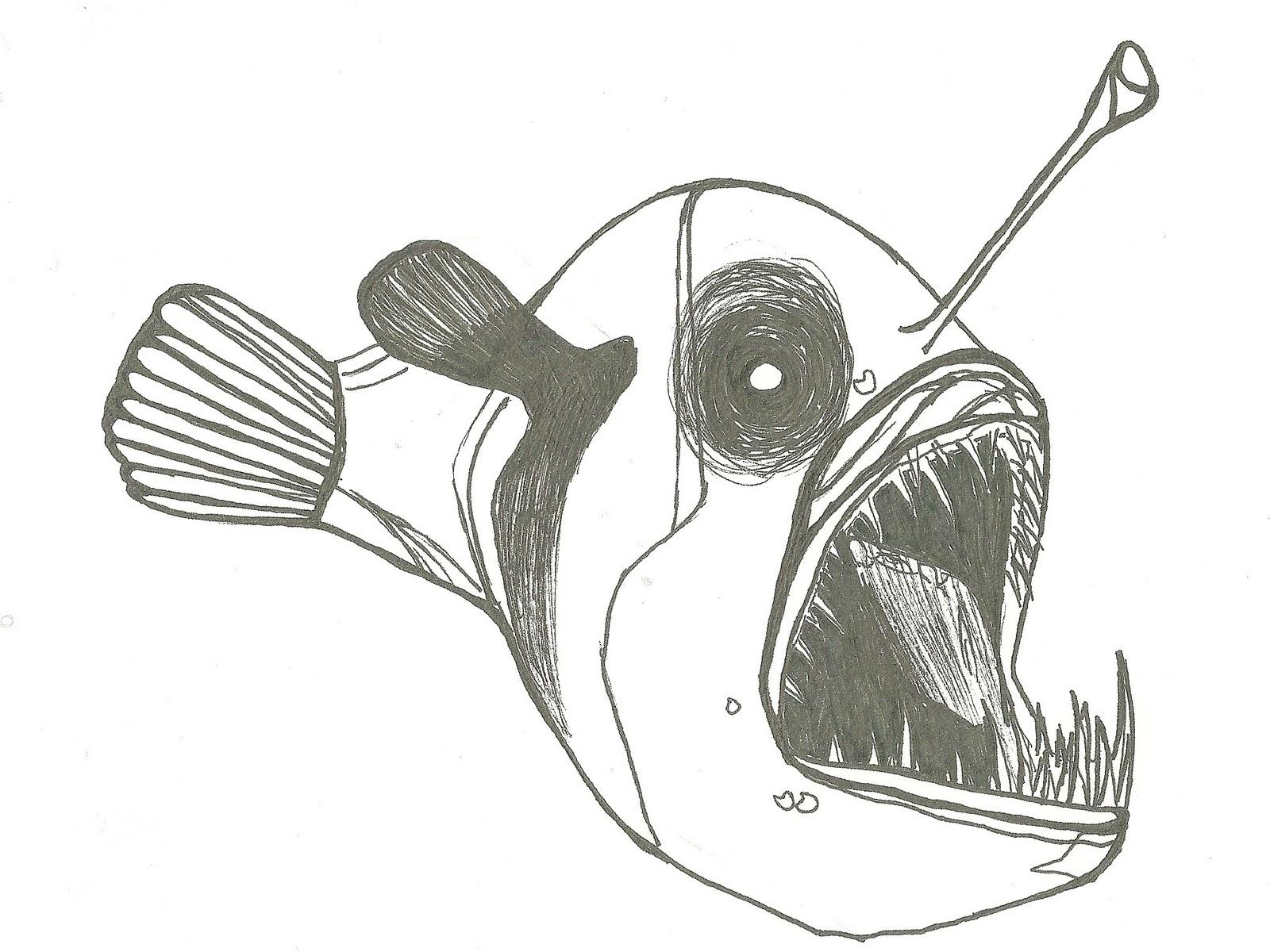 create an Angler Fish ...
