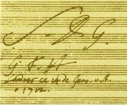 bach and handel relationship with god