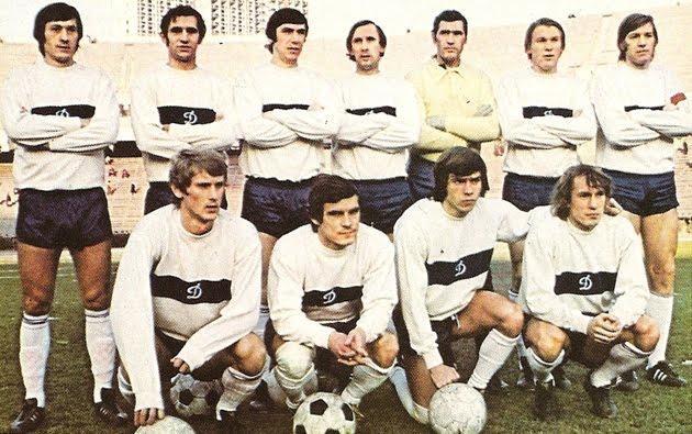 DYNAMO KIEV 1975-76.