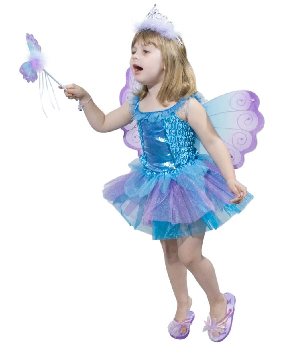 Birthday Dress Up: Pink Poppy Talk: Fairy Party Dress Up