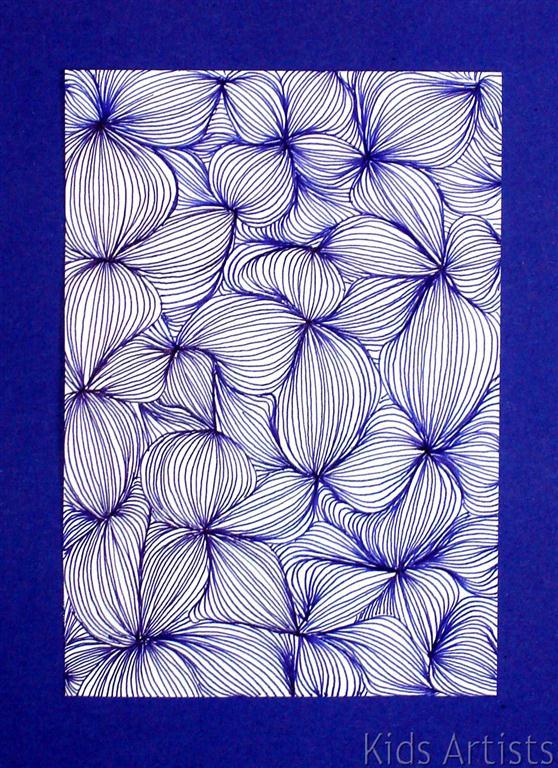 curved lines on Pinterest   Line Design, Op Art and Pen ...