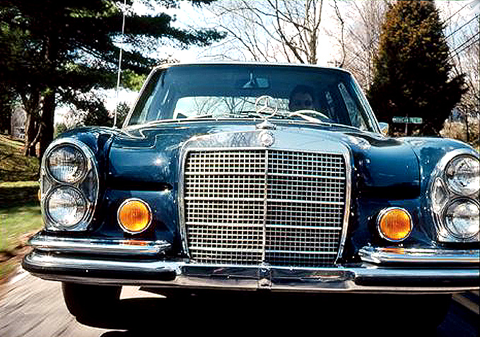 Mercedes classic cars - Well Turned Cars: Mercedes classic ...