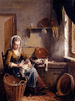quigley's cabinet: scullery maids