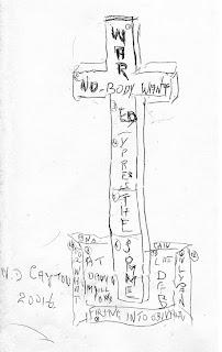 boys can write: concrete poems