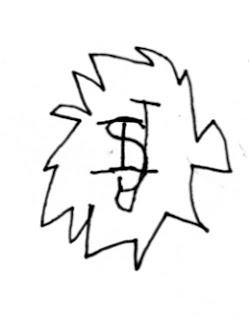 boys can write: monograms
