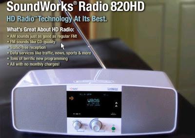 Cambridge SoundWorks Ships HD Radio ~ Creative Labs Zen MP3