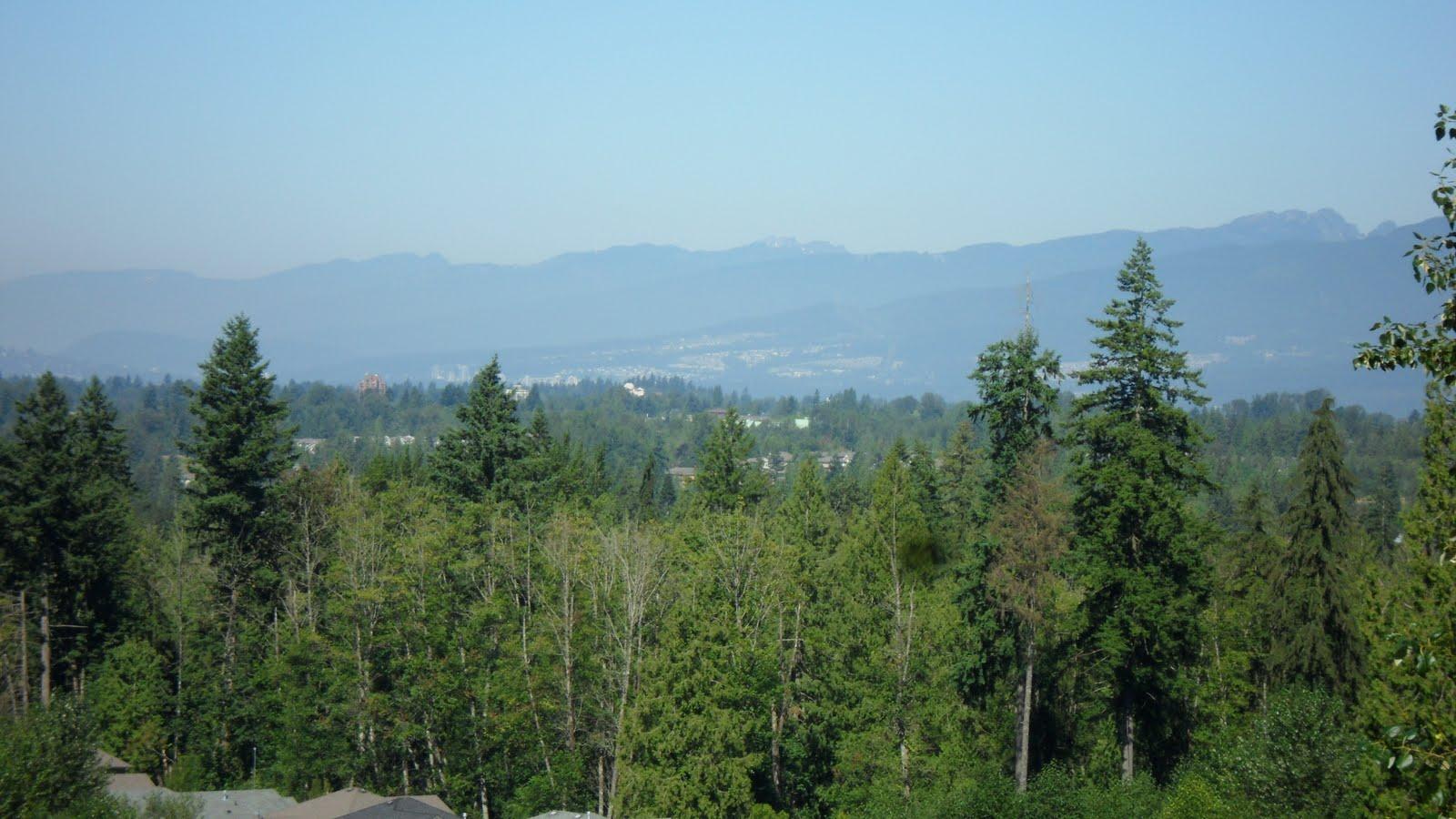 Coquitlam Weather: Biking In Vancouver: Whonnock Lake