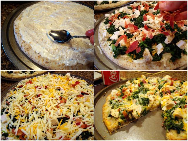 Mennonite girls can cook caesar chicken pizza - Defrost chicken safe way ...