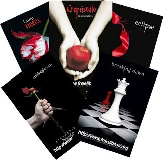 Saga Crepusculo – Stephenie Meyer