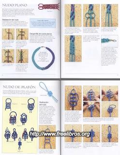 3cbe129705c2 Bisuteria con nudos chinos y cuentas – originales proyectos ...