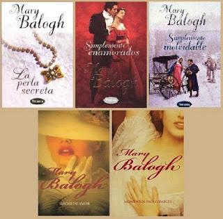 Descarga Gratis Libros de Balogh, Mary – Pack Nro 2