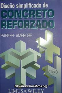 Diseño Simplificado de Concreto Reforzado 3ra Edición