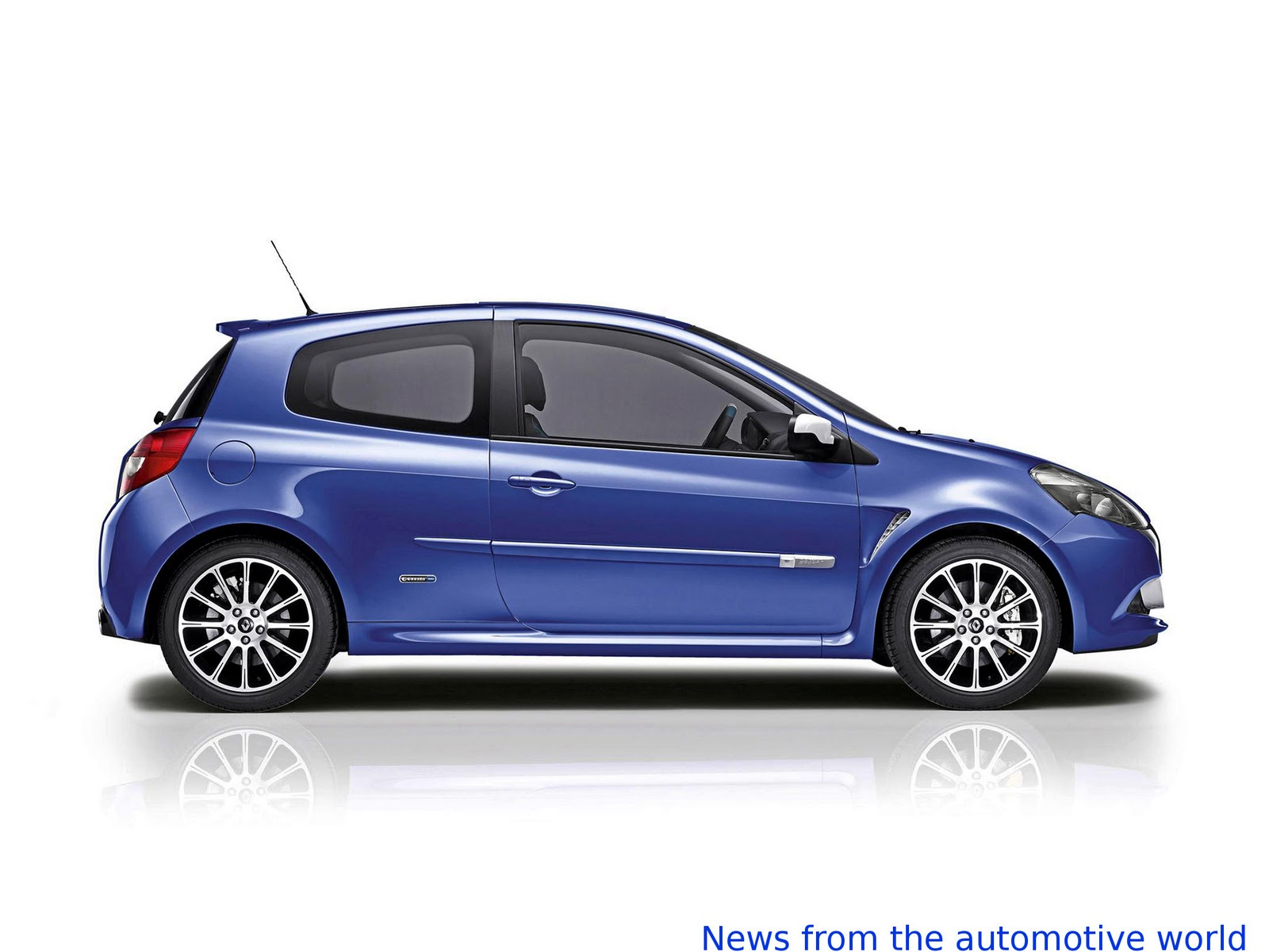2010 renault clio gordini news from the automotive world. Black Bedroom Furniture Sets. Home Design Ideas