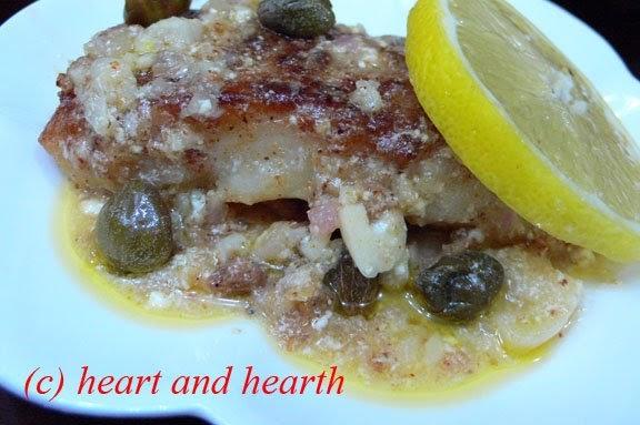 Lemon Caper Butter Sauce Recipe Food Network