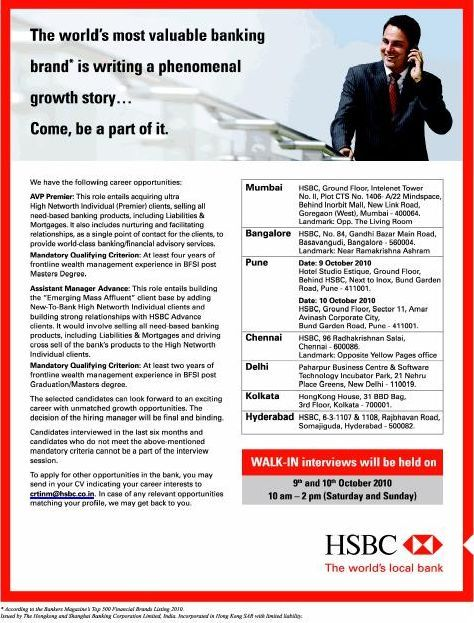 Hsbc walk in interview questions / Snt coin founder free