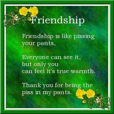 Friendship Poem Thank You