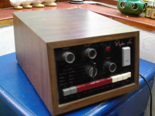 matrixsynth vintage bentley rhythm ace drum machine fr 6. Black Bedroom Furniture Sets. Home Design Ideas