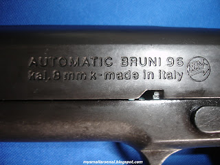 My Small Arsenal: Colt 1911 Bruni Blank Gun for Sale- SOLD