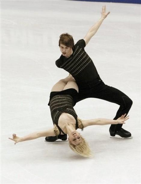 Sparkly Onesies: 2009-2010 Ice Dance: Part One