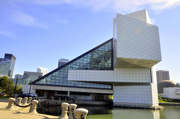 Ohio Rock and Roll Hall of Fame Museum