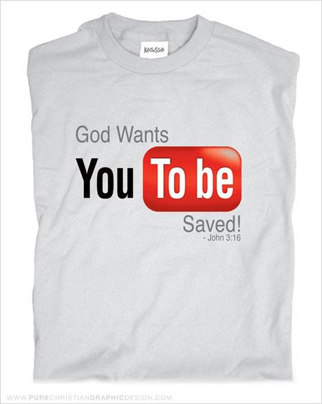 Mensajes De Altura Camiseta Quot God Wants You To Be Saved Quot