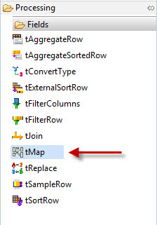 Performing Lookups and Transformations with Talend