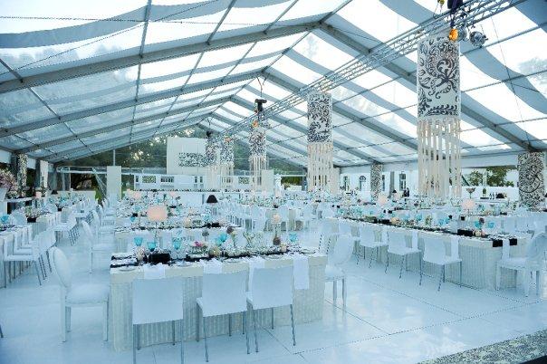 iGucci Khanyi Dhlomos fairytale wedding