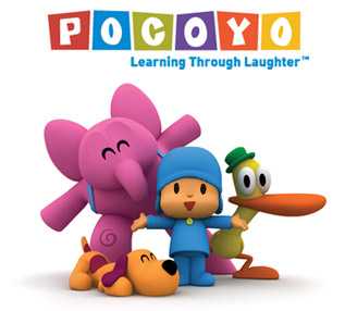 New Line of Toys Pocoyo
