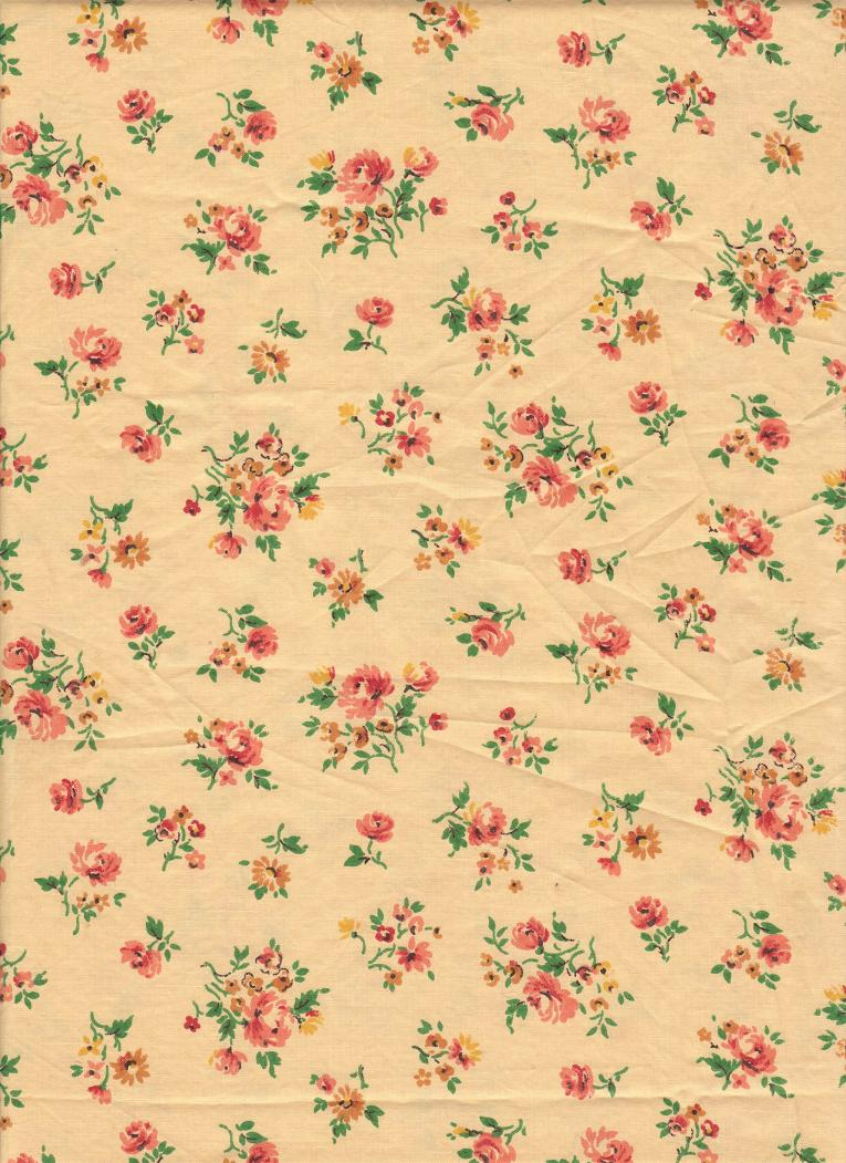 Vintage Fabric Patterns Browse Patterns