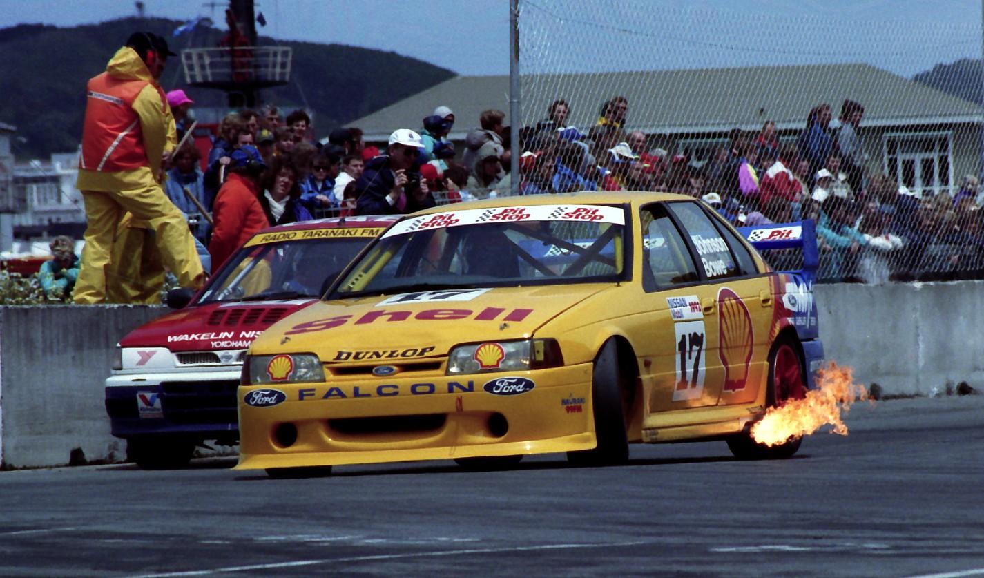 2001 Ford Falcon V8 Supercar: SHIFTIN' GEARS: Favourite Race Cars Part 1